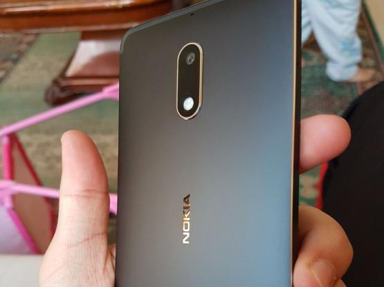 nokia 6 used 2 weeks