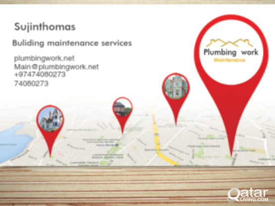 Qatar plumbing services contact number 74080273