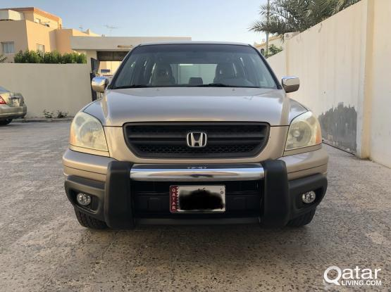 Honda MRV