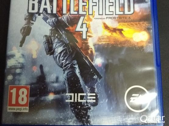 PS4 Battlefield 4 & Final Fantasy 15 for Sale... Best Price!!!