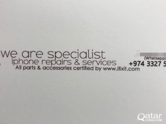Apple Specialist iPhone Repair Qatar