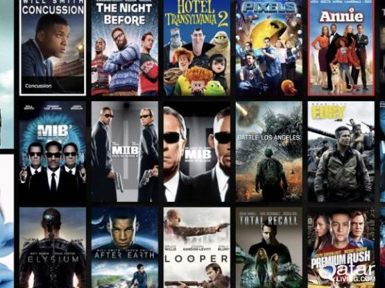 high quality HD and 4k movie files for your TV