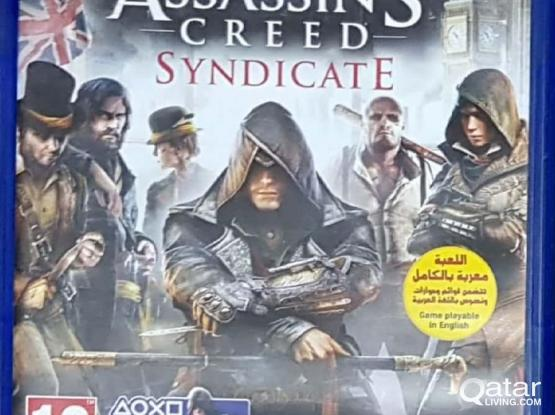 assasin creed syndicate ps4 sale or swap