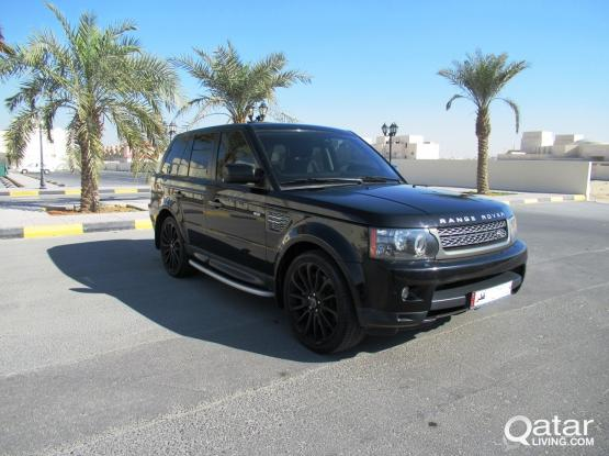 PERFECT RANGE ROVER SUPERCHARGER MODEL 2010