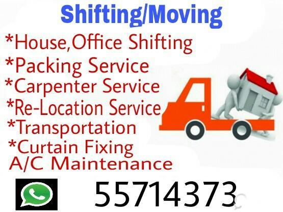 House/office shifting, moving, packing transfer with carpenter:55714373