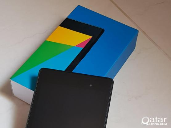 Google Nexus 7 , 32 GB (With Box and Cover)