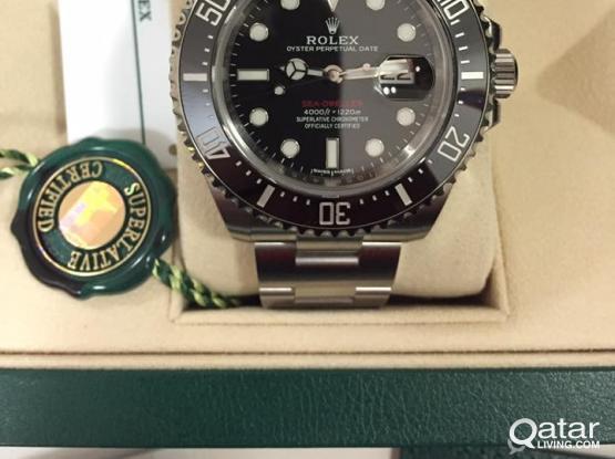 Rolex Red SeaDweller 43mm ref 126600