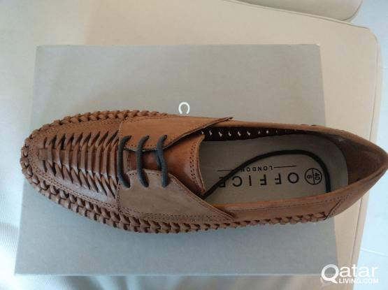 BRAND NEW MENS TRENDY SUMMER SHOES, BY OFFICE LONDON