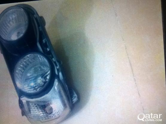 Chevrolet sonic 2013 headlight rightside