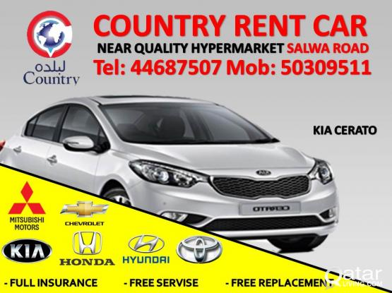 KIA CERATO GOOD PRICE RENT - 50309511