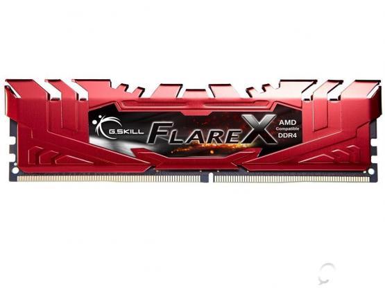 G.SKILL Flare X 16GB DDR4 + NZXT S340 Cases