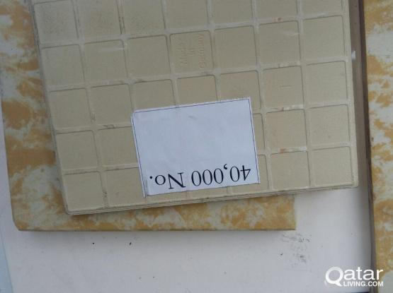 floor and wall tiles made in Germany in bulk