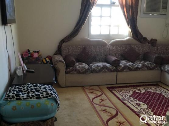 Spacious 1BHK Apartment at Abuhamour for Family.