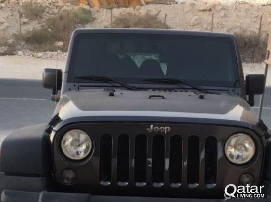Brand new Jeep Wrangler Unlimited Sport (4 door) f
