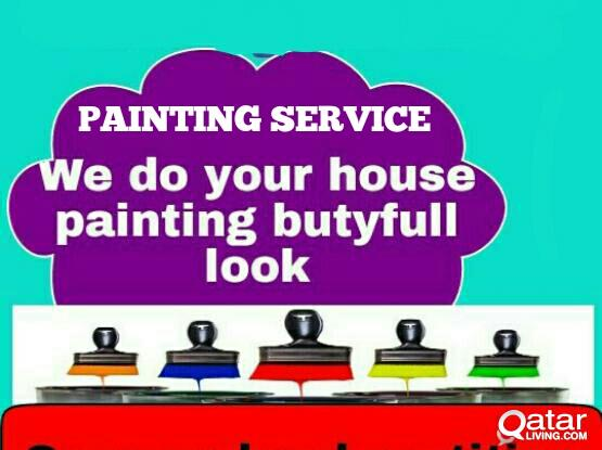 HOUSE PAINTING / OFFICE PAINTING / VILLA PAINTING