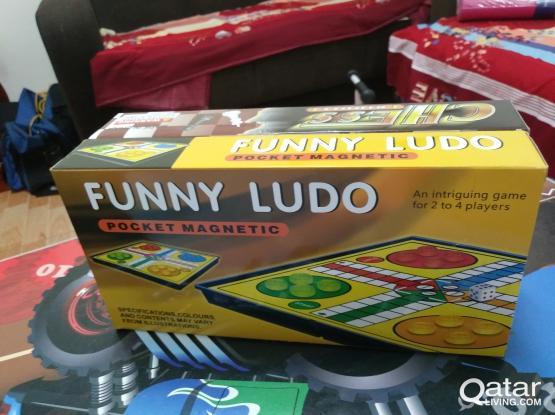 Ludo & Chess