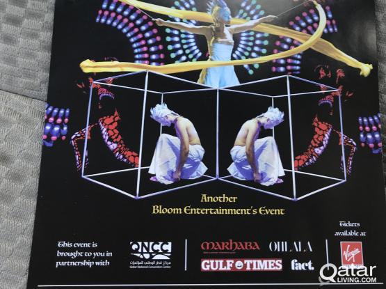 Journey to Argolla Wonderland stage performance Tickets  - QNCC