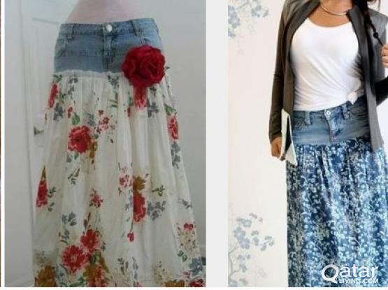Remaking old cloths, DIY refashions
