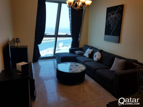 2 bedrooms furnished apartment in Zigzag Tower A