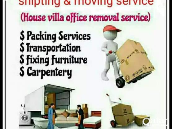《PROFESSIONAL》MOVING SHIFTING CARPENTER PAKING SERVICE . Call /What's Up 70737954 / 55