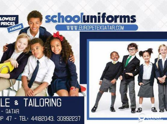 Uniforms and T Shirts