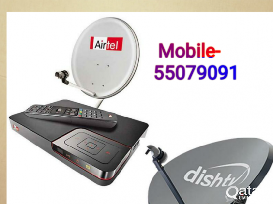 All type of Dish fixing call 55079091