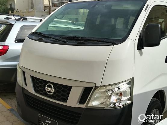 Nissan Urvan 2014
