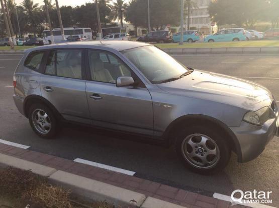 BMW X3 FULLY AUTO