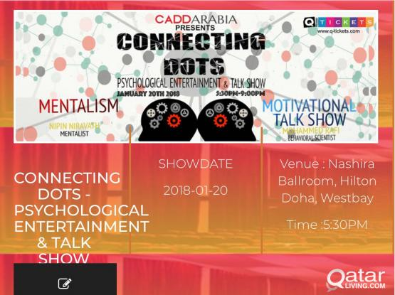 Connecting Dots - Psychological Entertainment