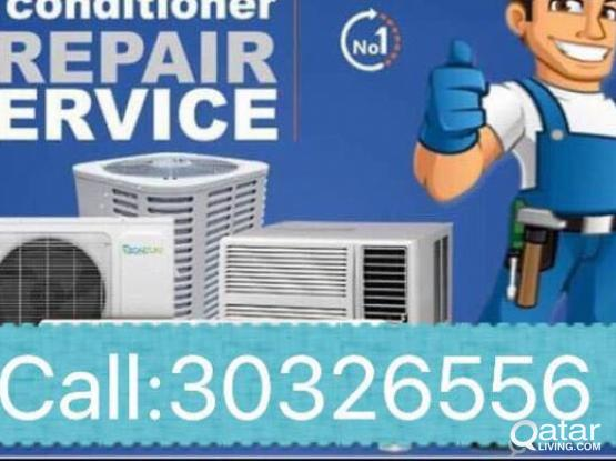 24/7 house *Calll:30326556**A/C Sell, services  fixing repair A/C Buy.