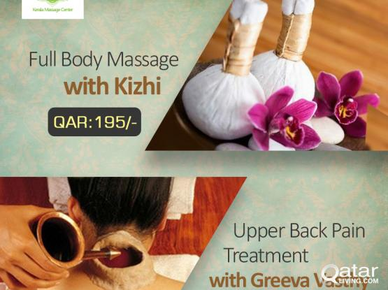 New Offers From Kerala Massage Center!!!!