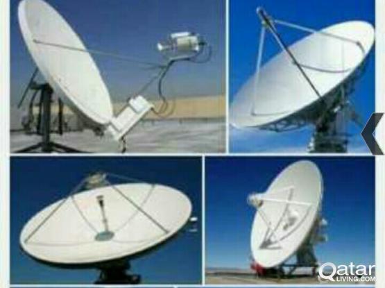Satellite HD DISH, Shifting, installation,tuning.