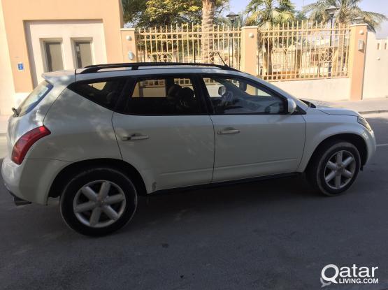 Nissan Murano 4 Sale