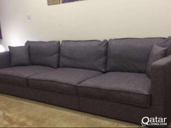 sofas/ reduced price