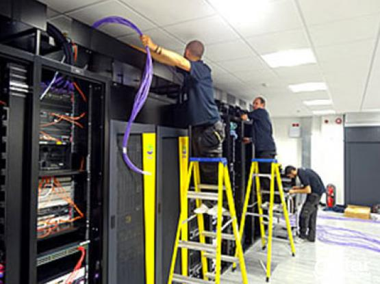 Data and Voice Networking   Fiber Optic   PABX   LAN   WAN   WiFi   CCTV