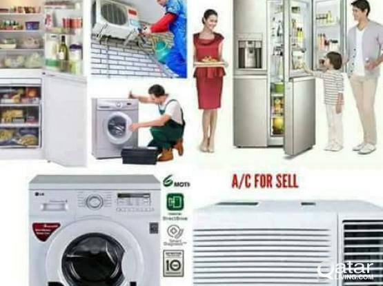 A/c fridge washing mashine repair all maintenanc 66343689