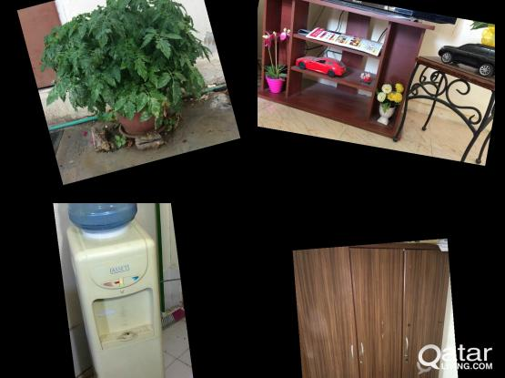 Urgent Sale-Household items at low price