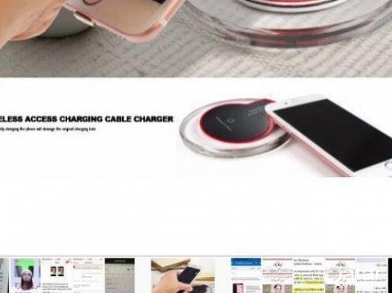 Wireless Fast Charger for Galaxy S6,7,Note Series