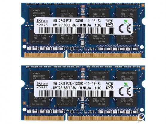 DDR3L  4GB 12800s Laptop RAM  With Checking Warranty