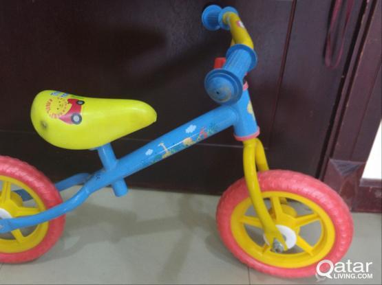 Little tike balance bike