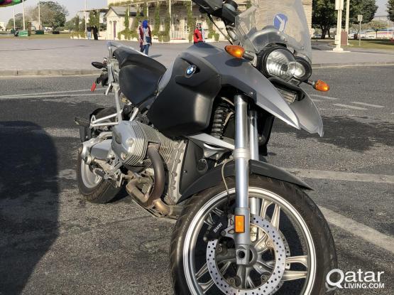 BMW F1200GS 2007