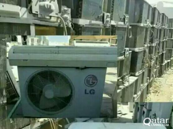 we are buying damage ac please contact me 70697610