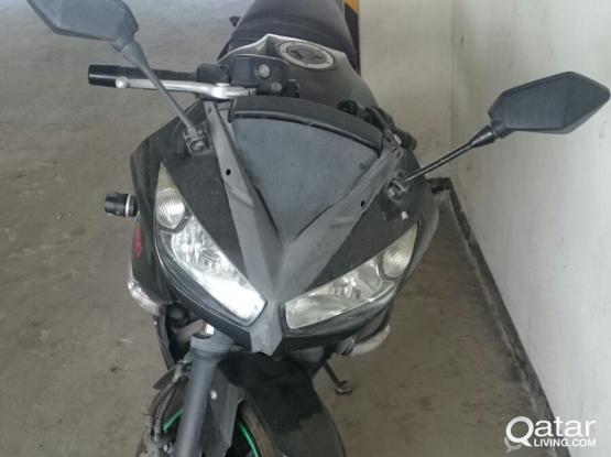 Kawasaki ER 650 2010