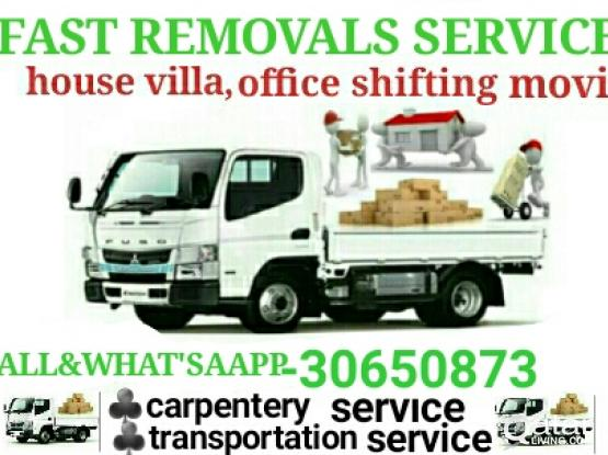 All House Hold Item Moving Shifting Carpenter Packing  labour Service Call:30449413