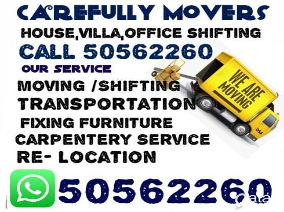 Shifting and moving,packing pickup call 50562260