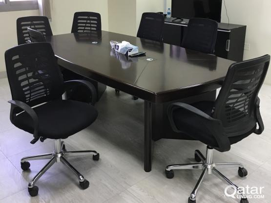 Table for conference room