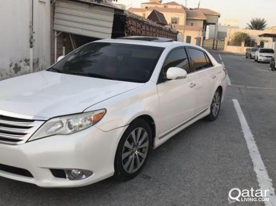Toyota Avalon XL 2012