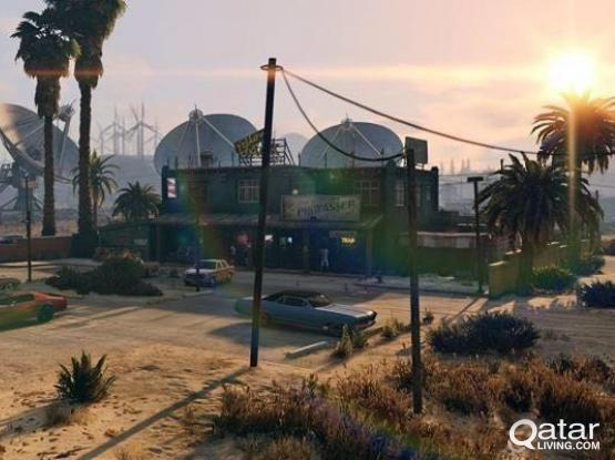 GTA V- Grand Theft Auto 5 Game for PS-4 (FREE DELIVERY)