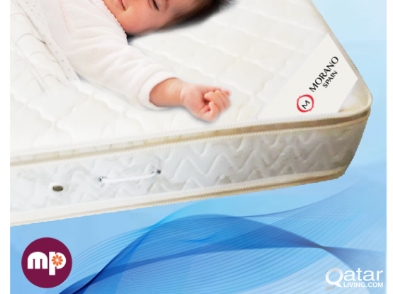 MORANO SPAIN SPRING MATTRESSES AND DIVAN BED ALL SIZE AVAILABLE BRAND NEW - Ph :33280157
