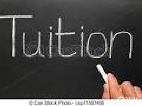 HOME TUITION AVAILABLE cambridge / Matric
